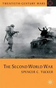 Cover of: The Second World War by Spencer Tucker