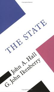 Cover of: The State (Concepts in the Social Sciences | John Hall