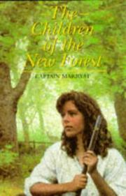 Cover of: Children of the New Forest | Frederick Marryat