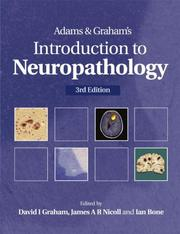 Cover of: Introduction to Neuropathology | Ian Bone