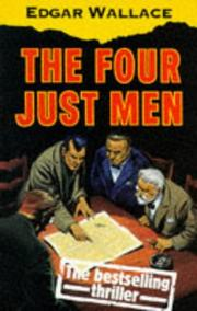 Cover of: The Four Just Men by Edgar Wallace