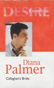 Cover of: Callaghan's Bride | Diana Palmer