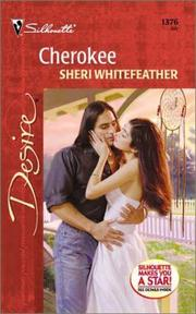 Cover of: Cherokee | Sheri Whitefeather