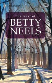 Cover of: Britannia all at sea | Betty Neels