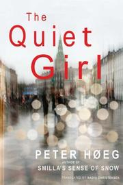 Cover of: The Quiet Girl | Peter Høeg