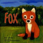 Cover of: Fox | Kate Banks