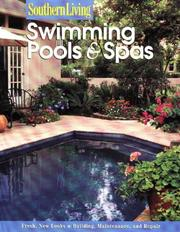 Cover of: Swimming Pools & Spas by Southern Living Magazine