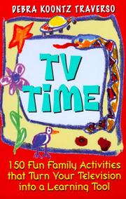 Cover of: Tv Time by Debra K. Traverso