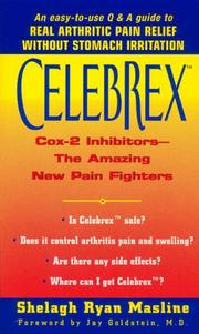 Cover of: Celebrex  : by Shelagh R. Masline