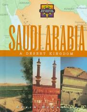 Cover of: Saudi Arabia by Kevin M. McCarthy