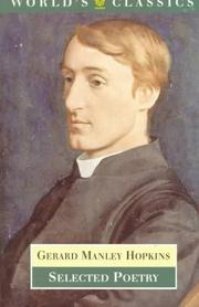 Cover of: Poems | Gerard Manley Hopkins
