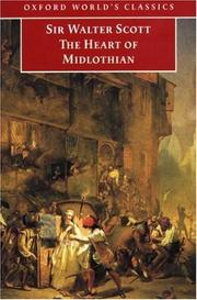 Cover of: Heart of Midlothian by Sir Walter Scott