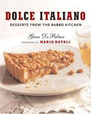 Cover of: Dolce Italiano | Gina DePalma