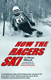 Cover of: How the Racers Ski | Warren Witherell