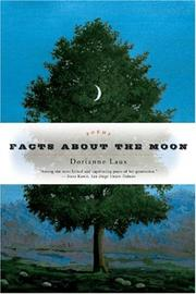 Cover of: Facts About the Moon by Dorianne Laux