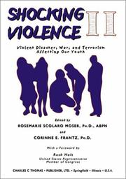 Cover of: Shocking Violence II | Rush Holt