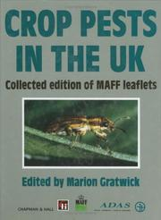 Cover of: Crop Pests in the UK | M. Gratwick