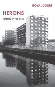 Cover of: Royal Court Theatre presents Herons by Simon Stephens