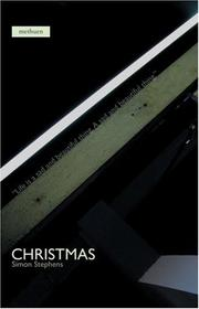 Cover of: Christmas | Simon Stephens