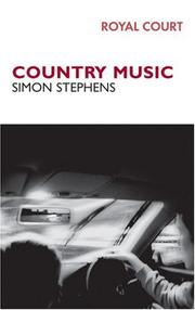 Cover of: Country Music by Simon Stephens