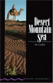 Cover of: Desert, Mountain, Sea | Sue Leather