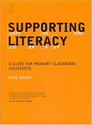 Cover of: Supporting Literacy | Kate Grant