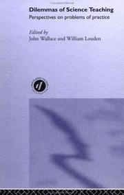 Cover of: Dilemmas of Science Education | John Wallace