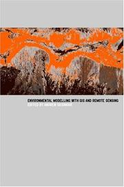 Cover of: Environmental Modelling with GIS and Remote Sensing (Geographic Information Systems Workshop) | Andrew Skidmore