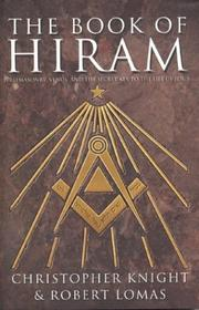 Cover of: The Book of Hiram | Christopher Knight