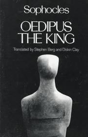 a search for a better society in oedipus rex by sophocles Sophocles and shakespeare: a comparative study of classical and elizabethan tragedies with illustration principally from sophocles' oedipus rex and oedipus at colonus, and he plunges his entire pride and hot-temper into the search.