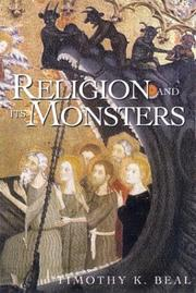 Cover of: Religion and Its Monsters | Timothy K. Beal
