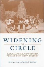 Cover of: Widening the Circle | Beverly J. Klug