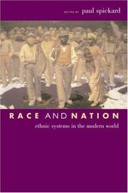 Cover of: Race and Nation | Paul Spickard