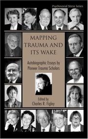 Cover of: Mapping Trauma and Its Wake | Charles R. Figley