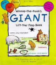 Cover of: Winnie the Pooh's Giant Lift the Flap Book | A. A. Milne