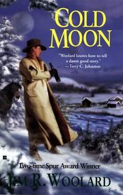 Cover of: Cold Moon by Jim R. Woolard