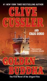 Cover of: The golden Buddha | Clive Cussler