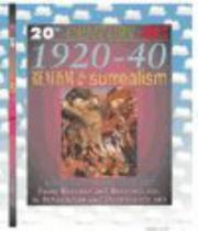 Cover of: 1920-40 Realism and Surrealism (20th Century Art) by Jackie Gaff