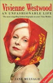 Cover of: Vivienne Westwood | Jane Mulvagh