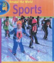 Cover of: Sports (Around the World) | Margaret C. Hall