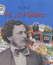 Cover of: H.J.Heinz (Life Of...) by M.C. Hall