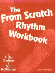 Cover of: The From Scratch rhythm workbook | Philip Dadson