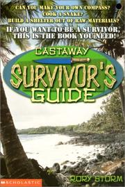 Cover of: Castaway | Rory Storm