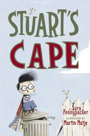 Cover of: Stuart's Cape by Sara Pennypacker