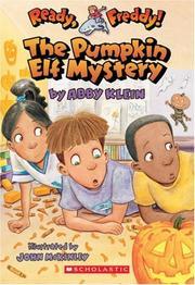 Pumpkin Elf Mystery (Ready, Freddy!)