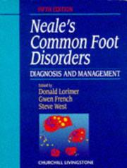 Cover of: Neal's common foot disorders | Donald L. Lorimer
