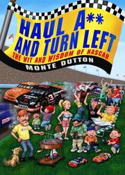 Cover of: Haul A** and Turn Left | Monte Dutton