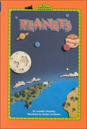 Cover of: Planets/gb (All Aboard Reading/ Level 2) by Jennifer Dussling