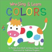 Cover of: Wee Sing & Learn Colors by Susan Hagen Nipp