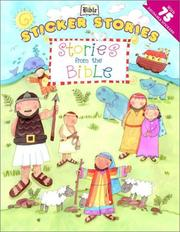 Cover of: Stories from the Bible | Stacey Lamb